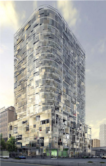 100 11 Avenue New York<br>Leak Investigation<br>Completion Date:  2010