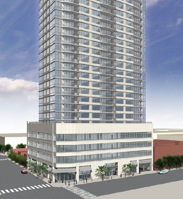 One Spring Street<br>New Construction Inspections<br>Completion Date:  2006