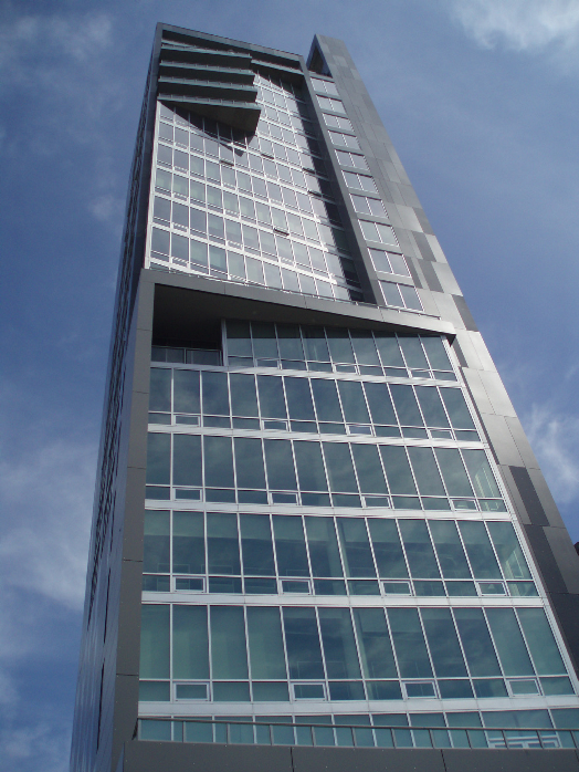 Chelsea Arts Tower New York<br>New Construction Inspections<br>Completion Date:  2007